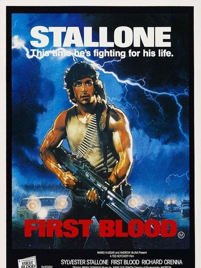 1982-2019年 史泰龙经典电影《第一滴血1-5合集》BD1080P 高清下载